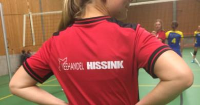 Veehandel Hissink - sponsor Dames 2
