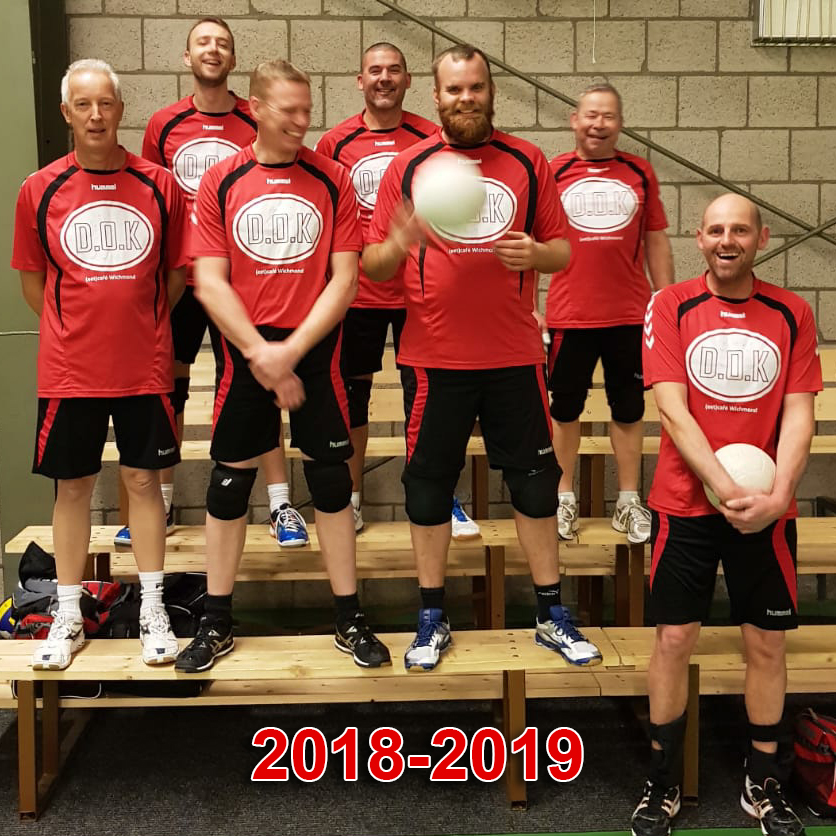 Sociï Heren recreanten 2018-2019