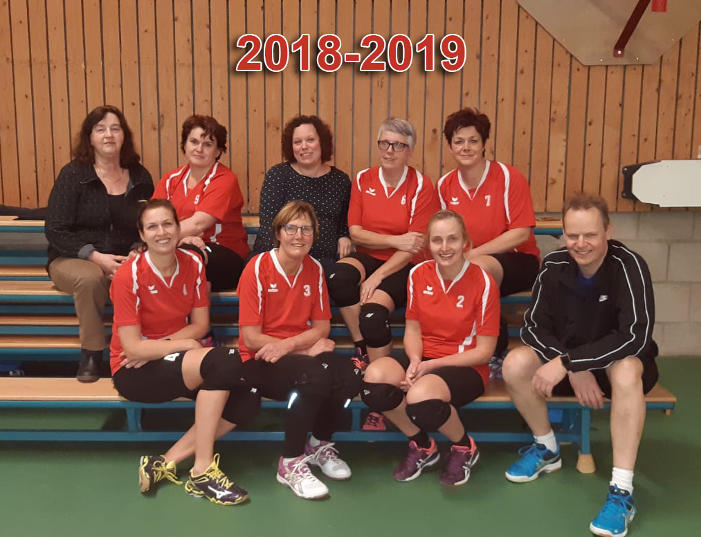 Sociï Dames recreanten 2018-2019
