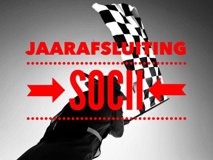 Jaarafsluiting Socii